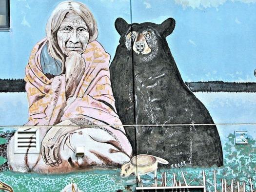 femme-autochtone