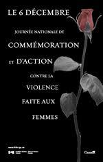 Affiche_journée nationale de commémoration et d'action -6 décembre